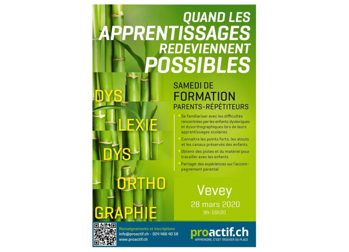 QUAND LES APPRENTISSAGES REDEVIENNENT POSSIBLES !